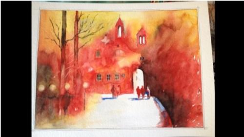 Los schilderen en tekenen