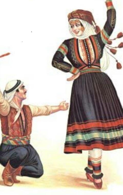 Syrische dans