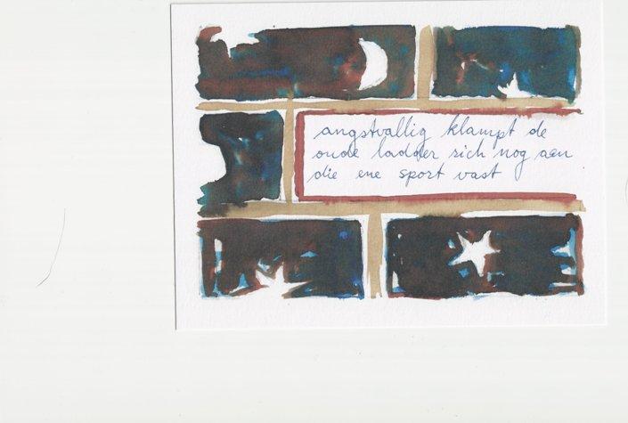 Haiku: Schrijven en schilderen