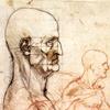 Leonardo's aantekenboeken en tekeningen