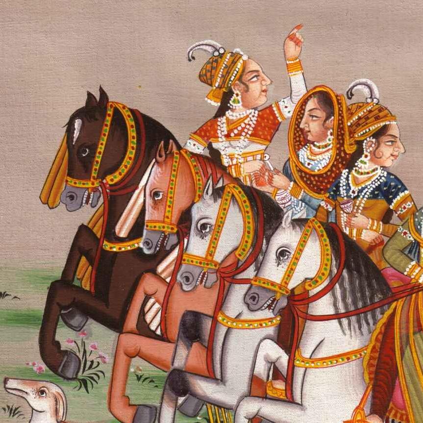 India: kruispunt van culturen