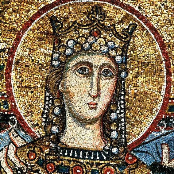 1000 jaar mozaïeken in Rome
