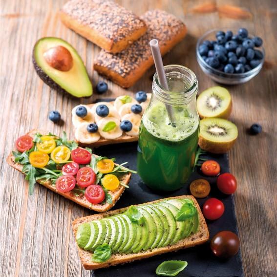 Hoe maak je een gezonde voedingskeuze?