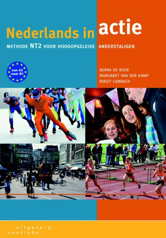 Cursus Nederlands Module 4,  [½ B1 tot B1], 2x per week; di. en do.