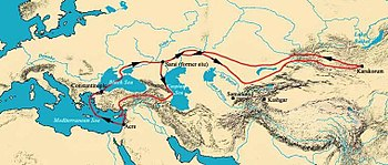Willem van Rubroek en zijn reis naar China (1253-1255)