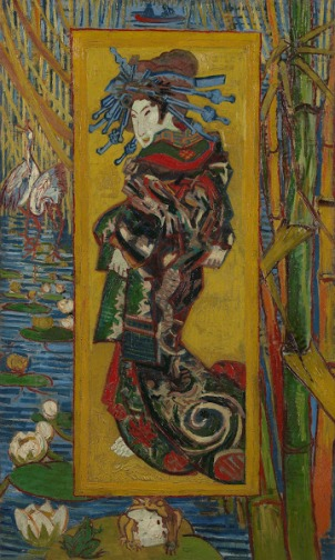 Van Gogh en Japan