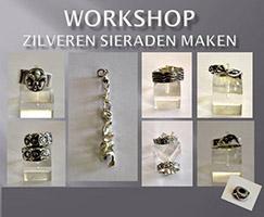 Zilveren sieraden maken