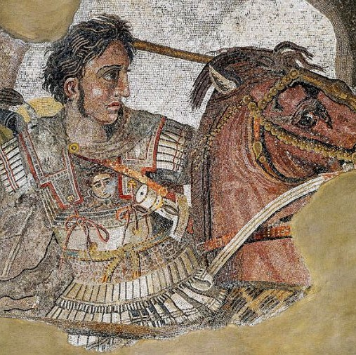 Alexander de Grote: naar het einde der wereld