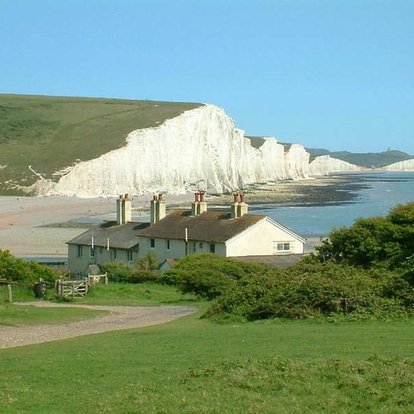 Langs de Zuidkust van Engeland - van Dover naar Land's End