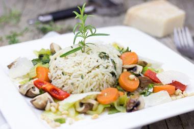 Culinair, Italiaans koken (Di en Do dag)