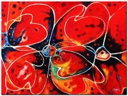 Schilderen: Zonnebloemen abstraheren