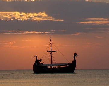 Geschiedenis, Van Romeinen tot Vikingen.