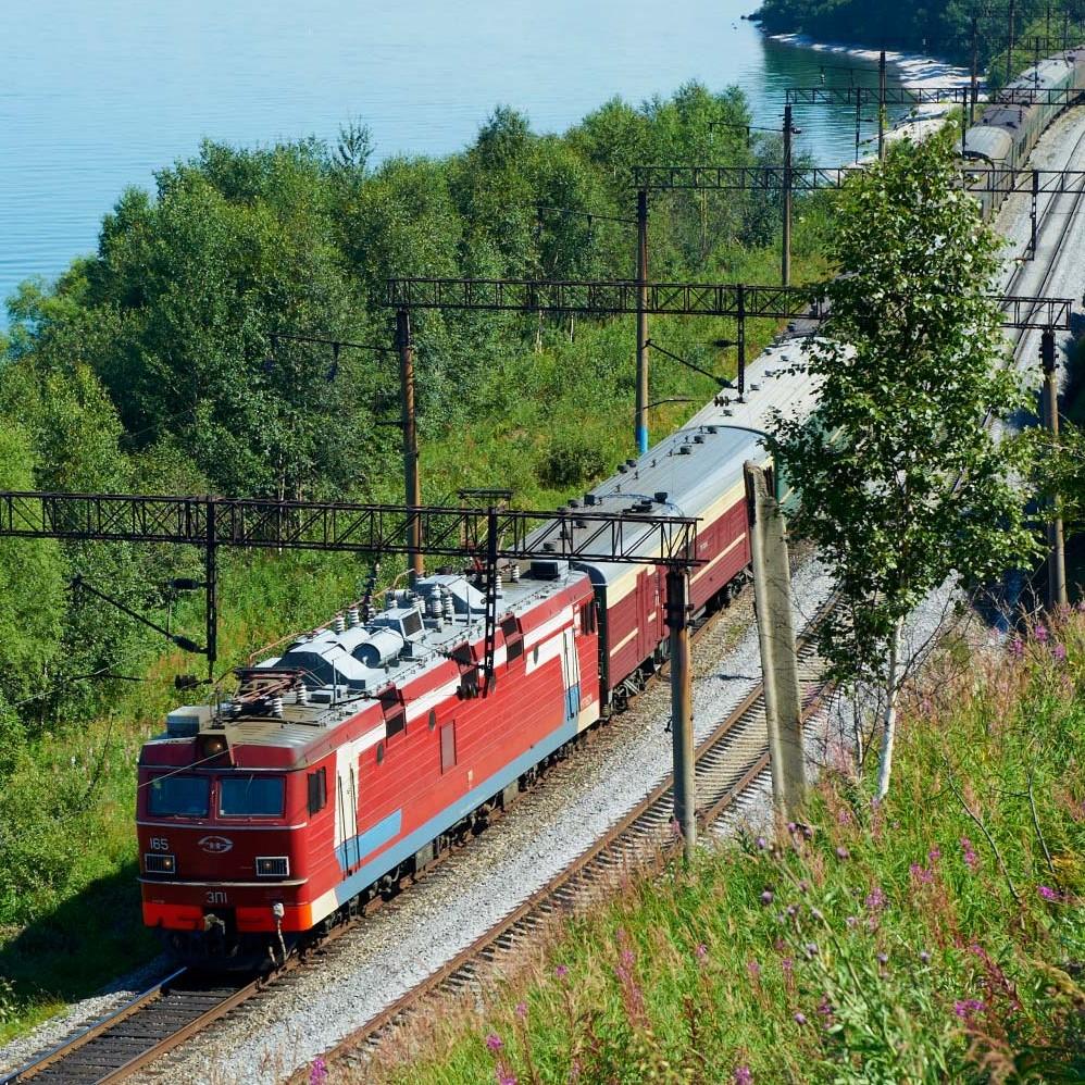 De Transsiberië Express