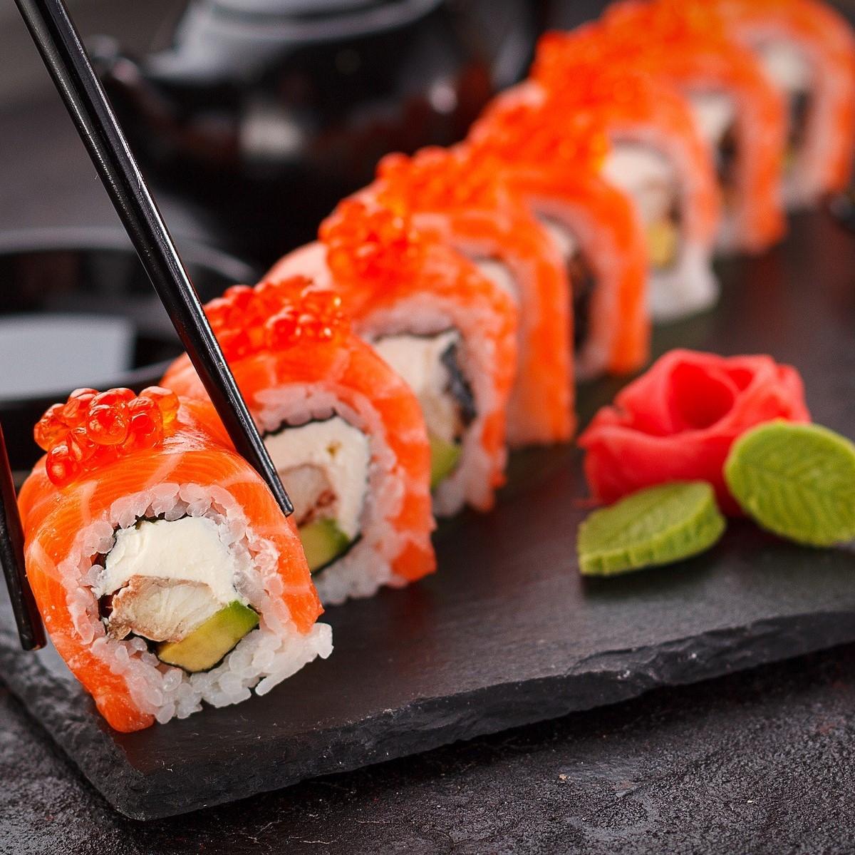 Workshop Japanse sushi