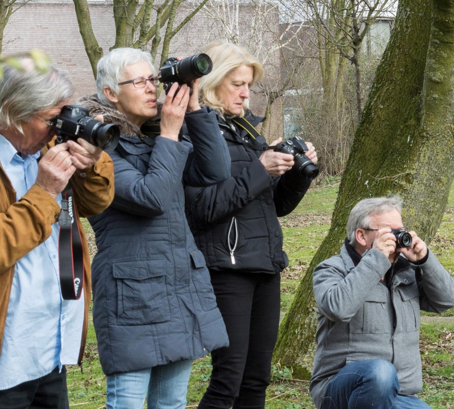 Basiscursus fotografie, spiegelreflex-/systeemcamera Woerden
