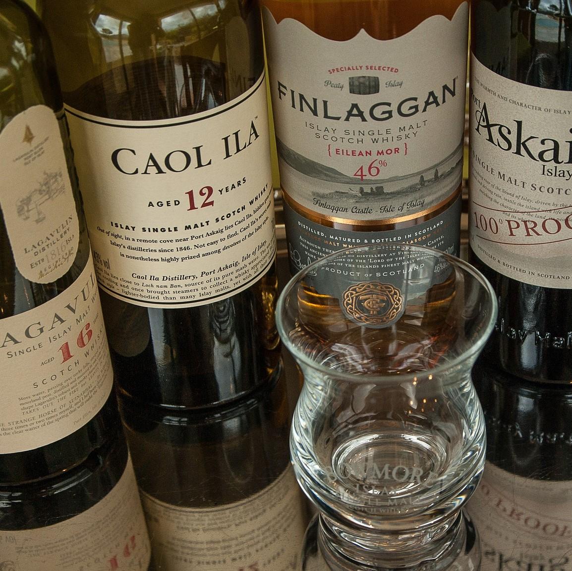 Whiskyproeverij: de wereld in