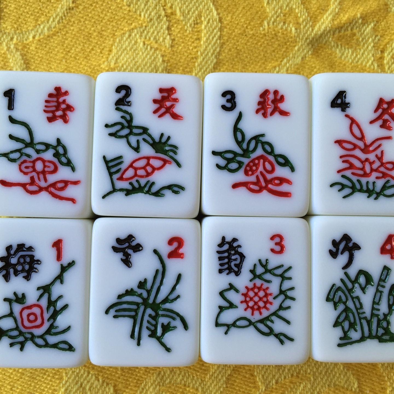 Mahjong beginnerscursus (NTS)