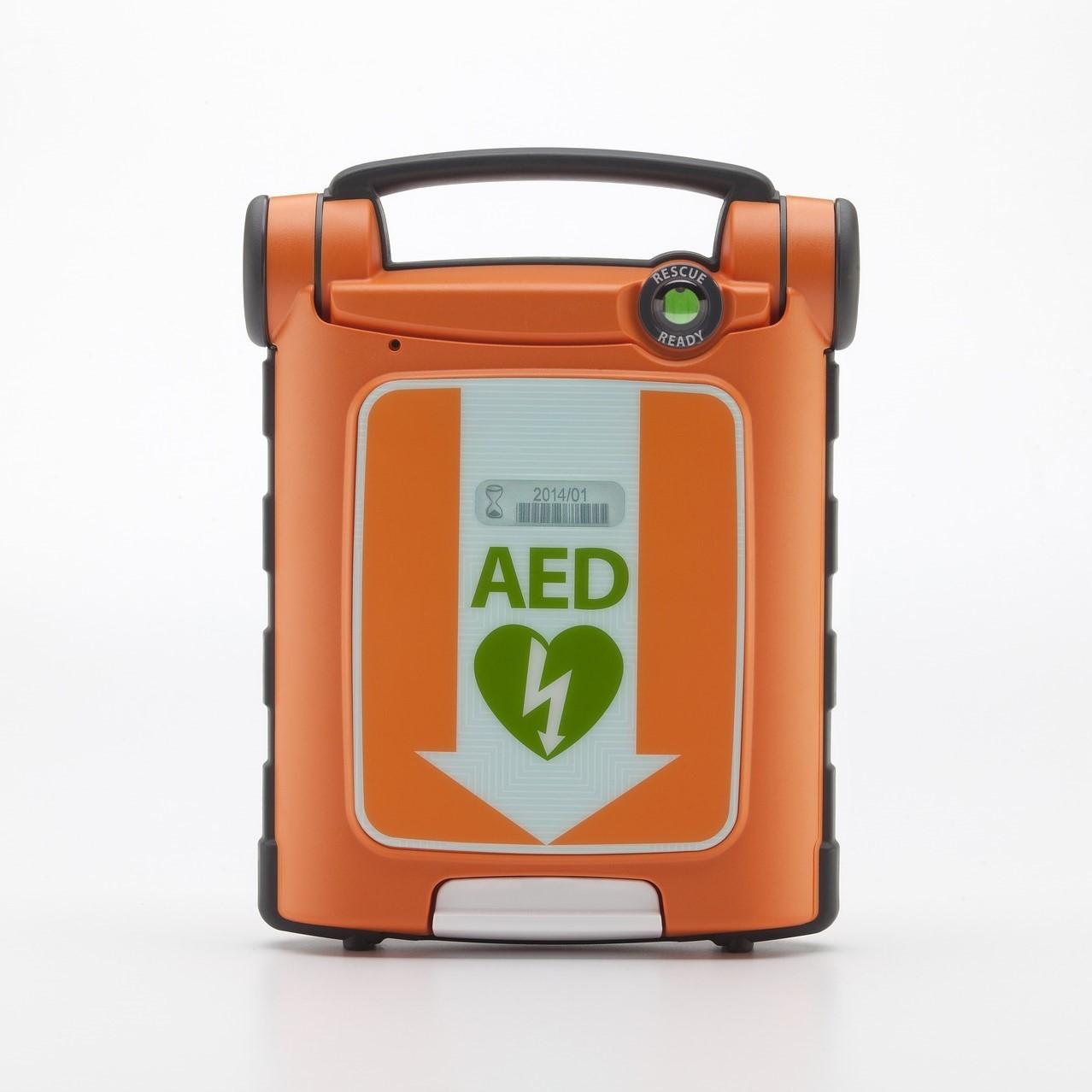 Reanimeren & werken met een AED