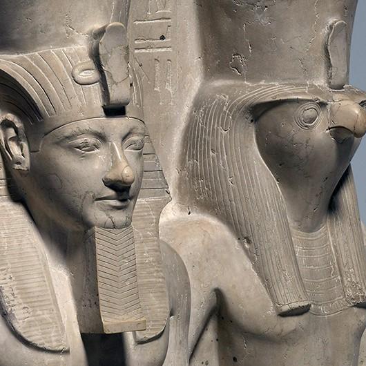 Egyptische kunst in Leiden: lezing en aansluitende rondleiding