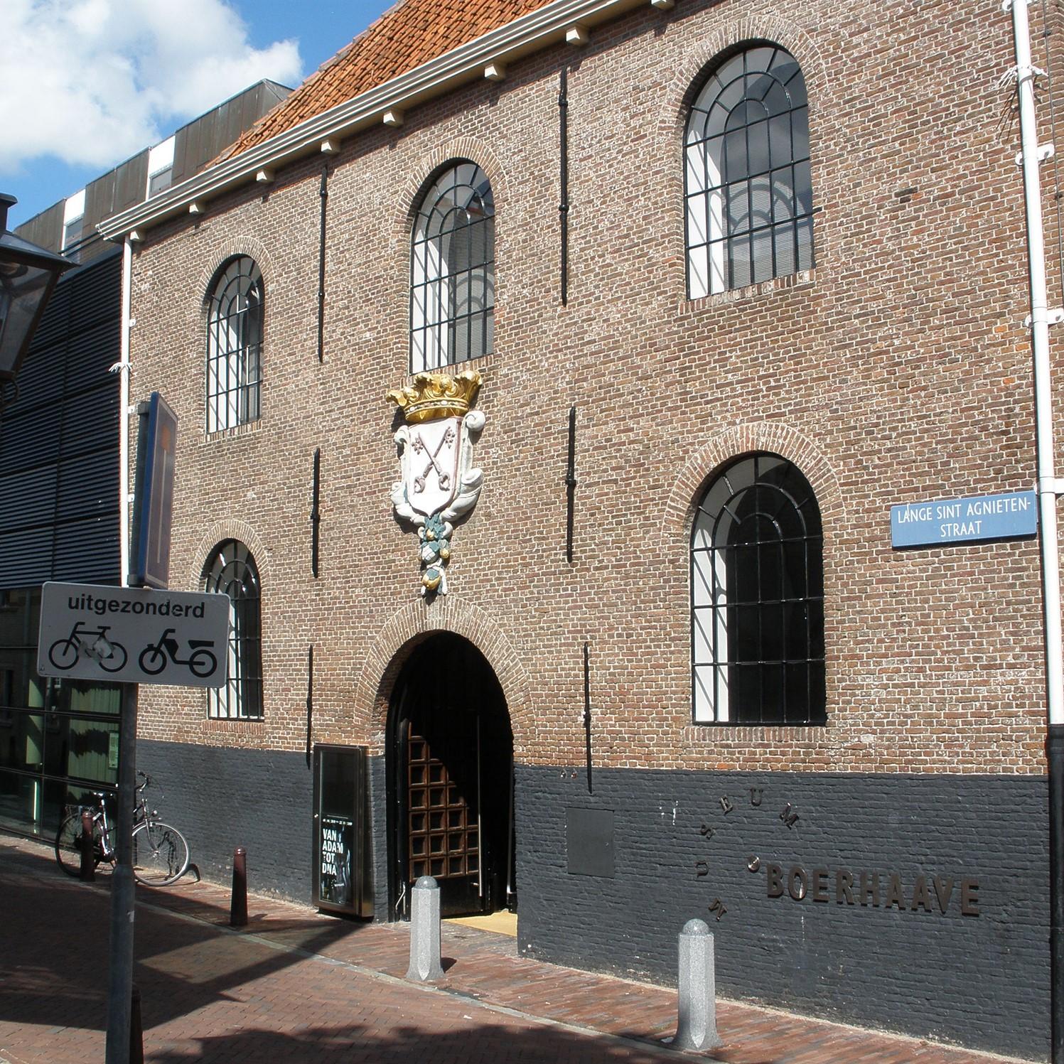 Kunstbus 2: Rijksmuseum Boerhaave en Japanmuseum Sieboldhuis (Leiden)