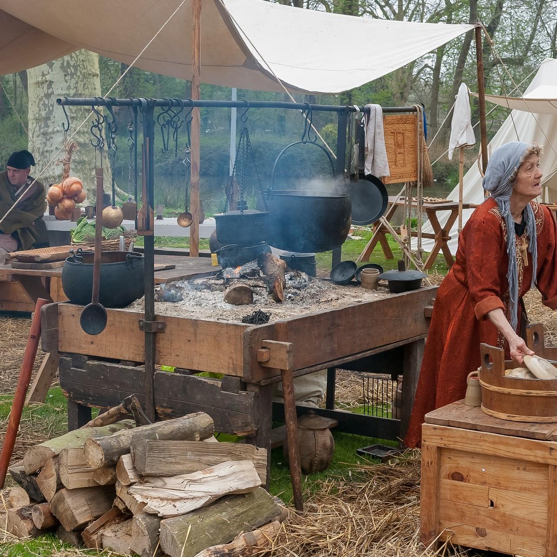 Het dagelijks leven in de middeleeuwen