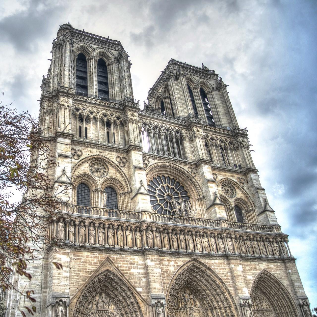De Nôtre Dame van Parijs