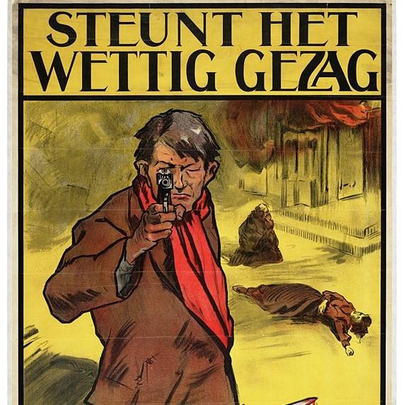 Nederland in de Eerste Wereldoorlog