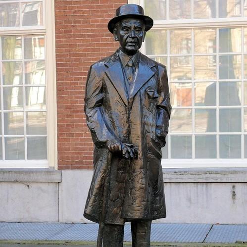 Drieluik van de Nederlandse literatuur