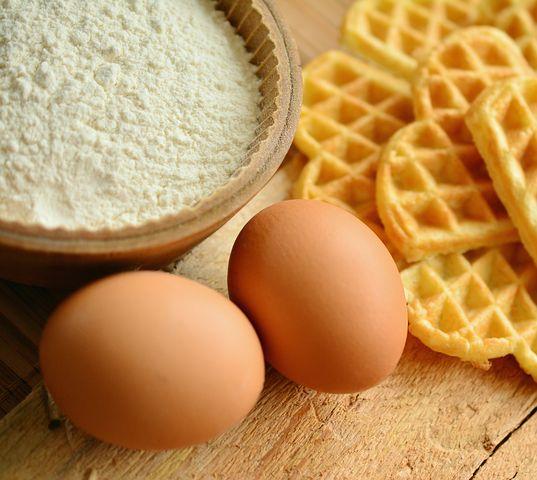 Koken en bakken met Ei