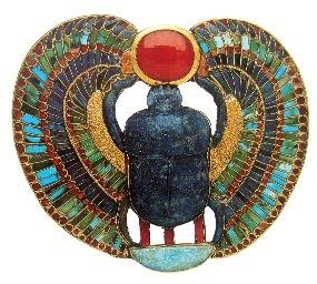 Egyptische symboliek en ontwerp