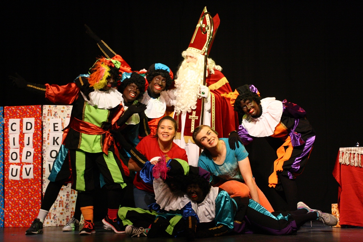 Sinterklaas - voorstelling