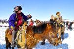 Mongolië, het land van de blauwe lucht