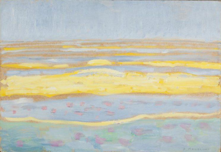 Lezing Nu te zien: Aan zee, Toorop, Mondriaan, Heemskerck