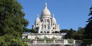 Parijs, Sacre Coeur