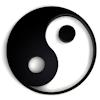 Yin Yang tekenen