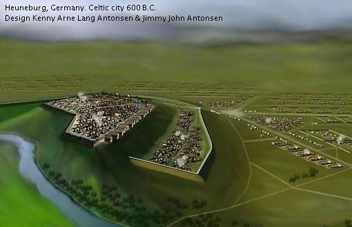 Steden van de prehistorie tot de middeleeuwen