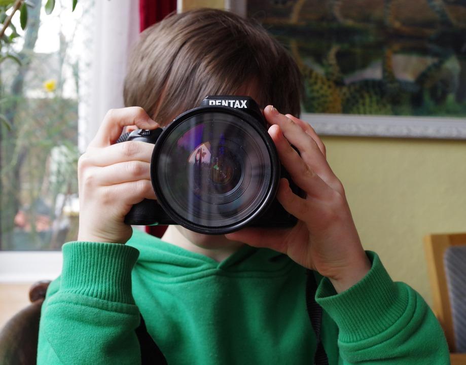 Fotografie voor kinderen (9+)