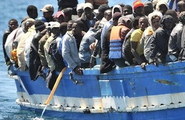 De spons - grenzenloze migratie?