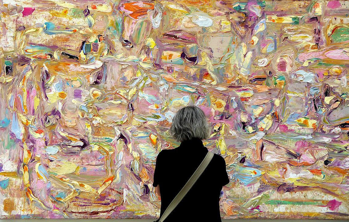 Leren kijken naar kunst