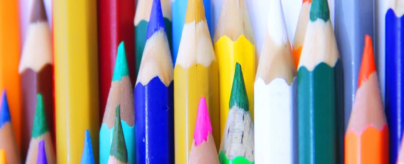 Tekenstudio: Werken met kleur, de werking van kleur