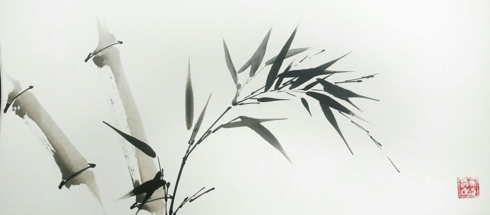 Chinees en Japans (Zen) schilderen (voorjaar '19 - B)