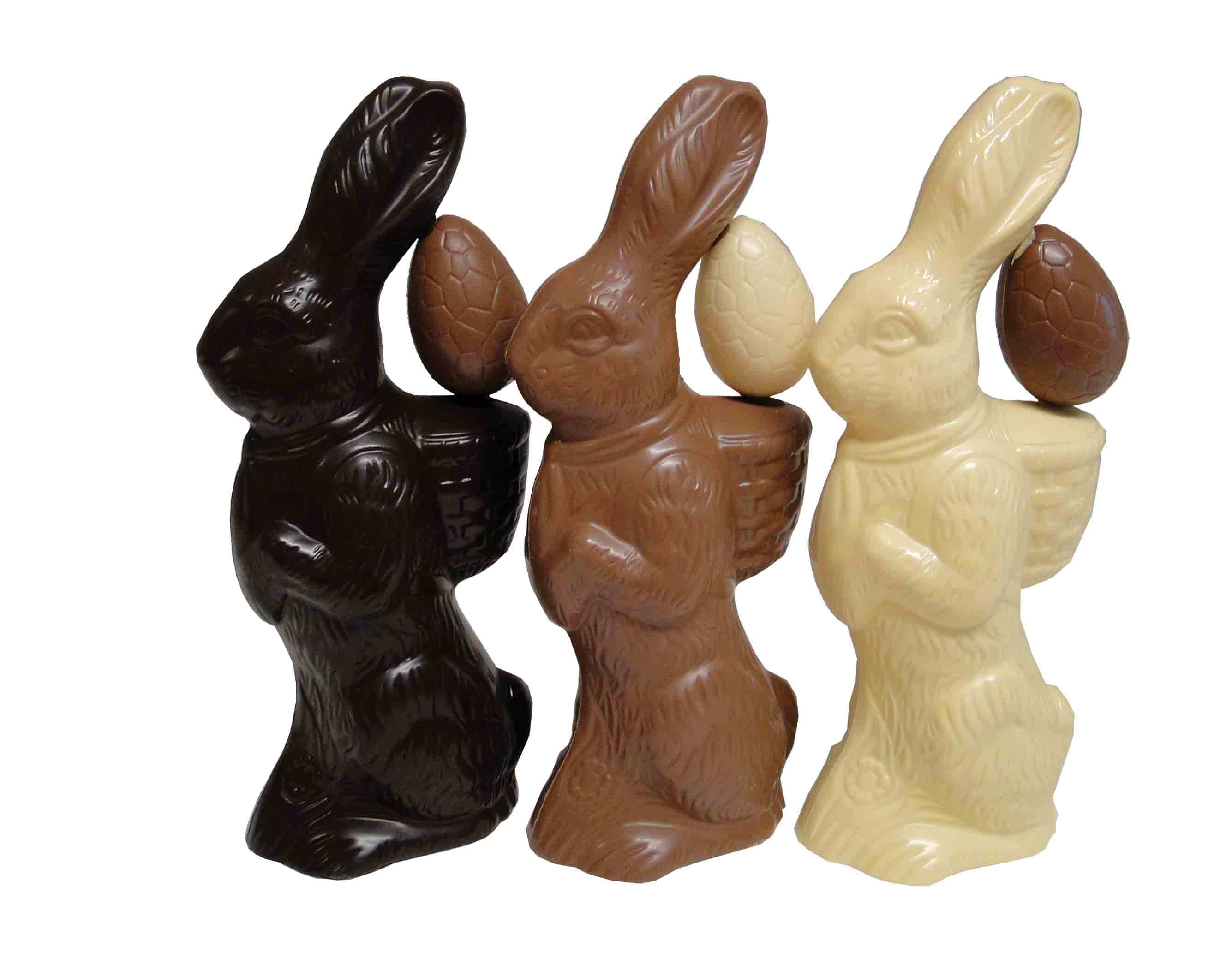 Paaschocolade verrassingen maken