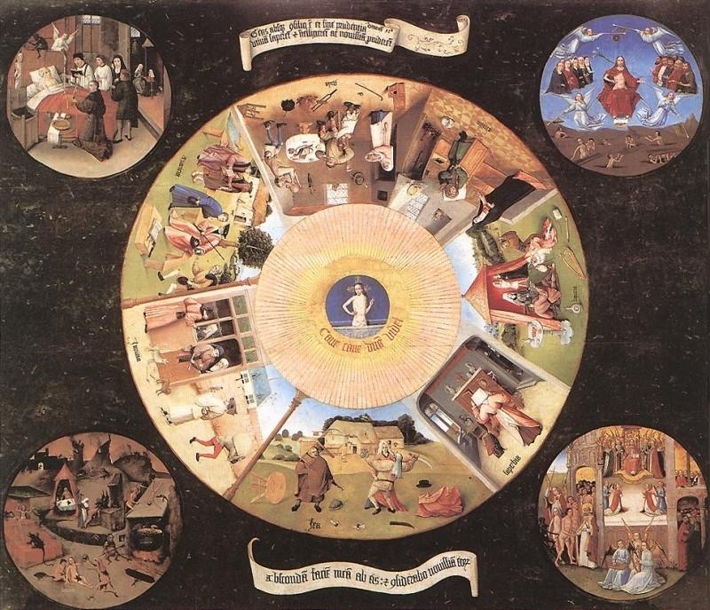 Filosofie van de Zeven Hoofdzonden