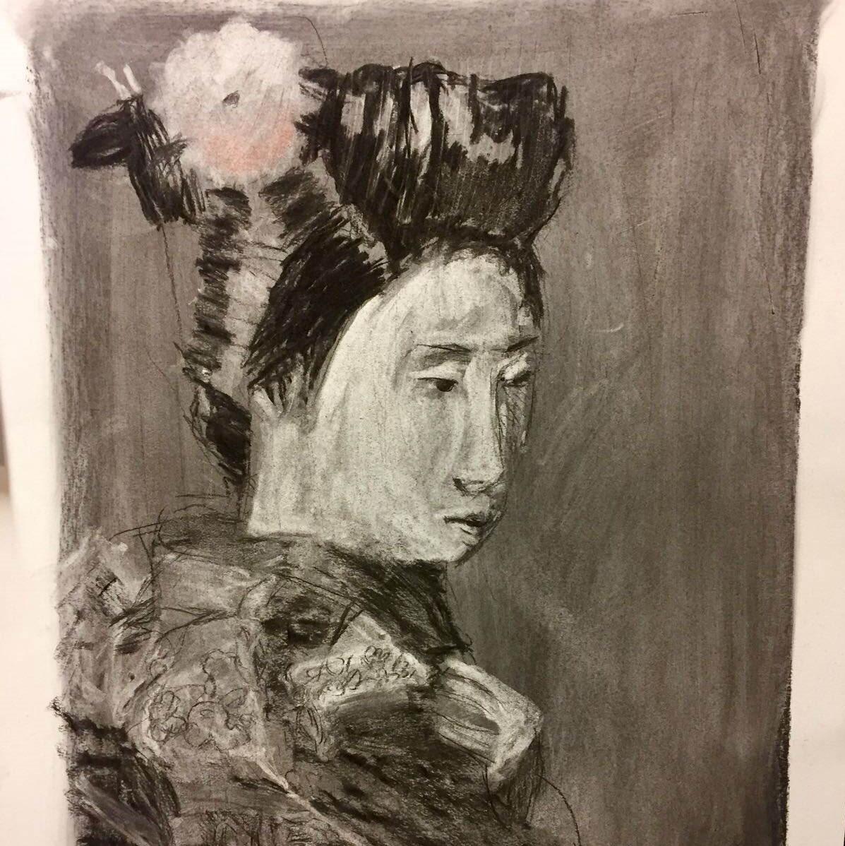 Modeltekenen, portret en stilleven - gevorderden