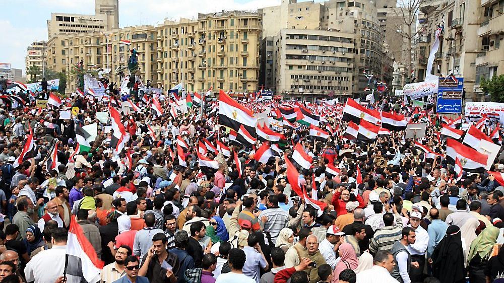 Arabische lente en de relatie met IS