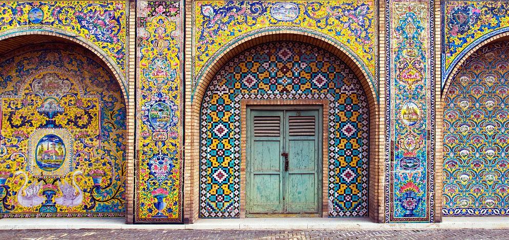Iran: vroeger en nu