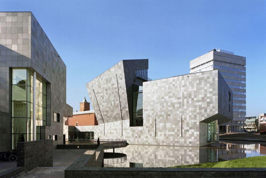 Eindhoven: Van Abbemuseum