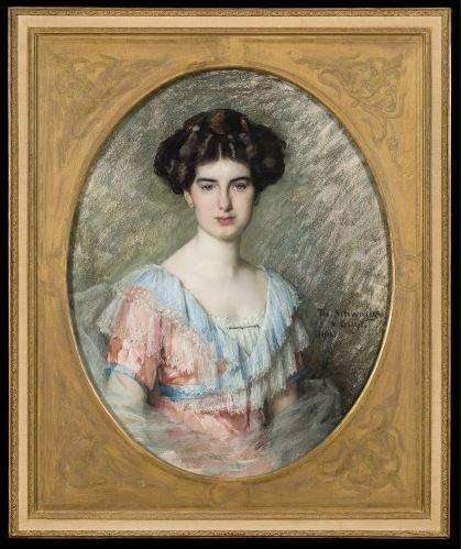 Thérèse Schwartze (1851-1918) en het land van de onbegrensde mogelijkheden