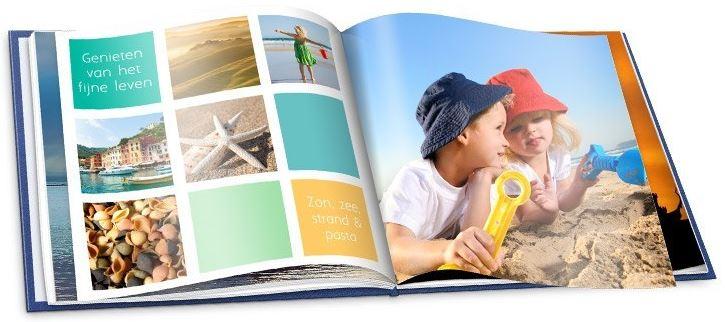 Digitaal Fotoboek maken