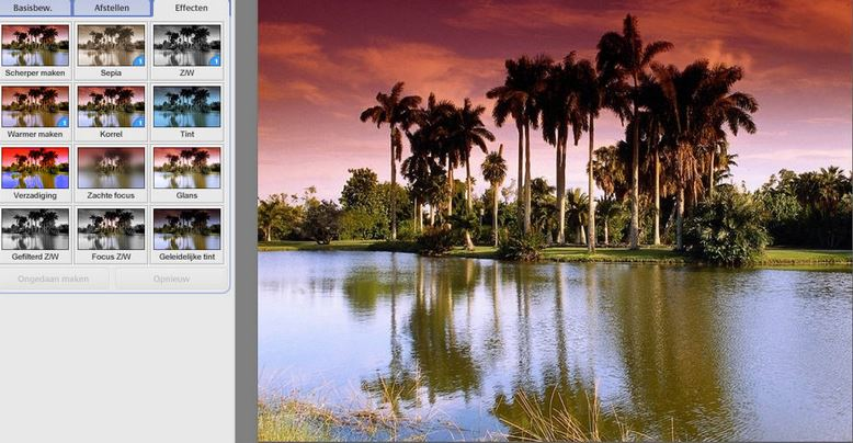 Digitale fotografie studiedag 'Nabewerking' voorjaar